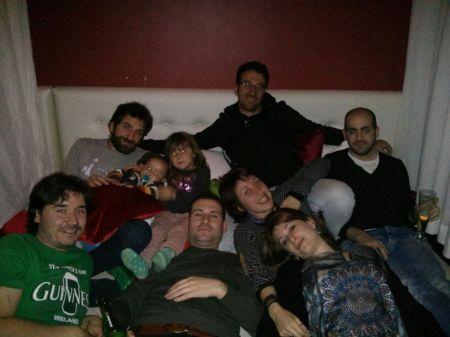 La familia crece
